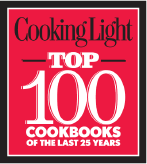 Cooking Light: Top 100 Cookbooks