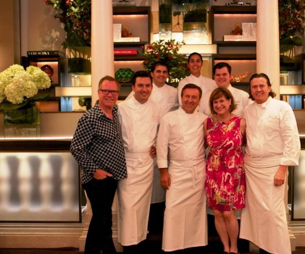 Le Roux Kitchen: Chef Daniel Boulud's Entire Team Inspires Kitchen